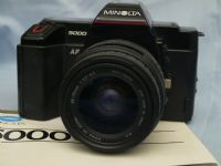 * 28-70mm NICE SET * Minolta 5000 SLR Camera + Inst £19.99